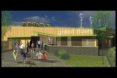 Green Rivers Community Centre in Walsall.